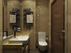 Дизайн санузла в современном стиле | lifeat.su