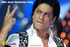 SRK=Sexy Romantic King.