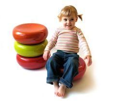 Ekobo mini mello bamboo stool for kids bedroom Big Girl Bedrooms, Kids Bedroom, Kids Rooms, Small Bedroom Storage, Mini Chair, Kids Sofa, Toy Storage, Kids Decor, Kids Furniture
