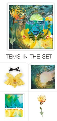 """Let The Evening BeGin"" by easy-dressing ❤ liked on Polyvore featuring art and polyvoreart"