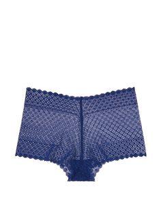 Lace Shortie - Body by Victoria - Victoria's Secret $16.50
