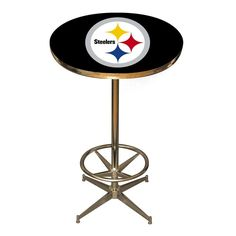 Pittsburgh Steelers NFL Pub Table