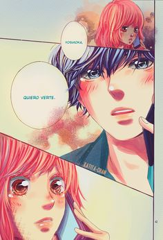 Ao Haru Ride 45 página 45 - Leer Manga en Español gratis en NineManga.com