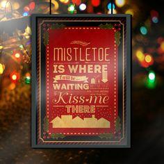 Under the Mistletoe by bocngao.deviantart.com on @DeviantArt