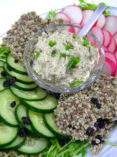 Nut-Free Raw Vegan Cottage Cheese
