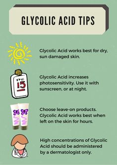 Glycolic acid is my favourite exfoliant. It gets rid of dead skin cells that dull and age skin, hydr Skin Tips, Skin Care Tips, Natural Skin Care, Anti Aging Skin Care, Skin Peeling On Face, Sun Damaged Skin, Glycolic Acid, Skin Treatments, Cosmetic Treatments