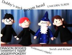 Potter Puppet Pals, a webseries by Neil Cicierega, is an iconic part of the Harry Potter fandom. Harry Potter Puppets, Potter Puppet Pals, Harry Potter Ron Weasley, Harry Potter Fandom, Flash Animation, Neville Longbottom, Hogwarts, Crafts For Kids, Geek Stuff