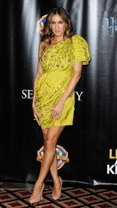Sarah Jessica Parker Outfits | Sarah Jessica Parker Style » Dresses & Skirts Lookbook