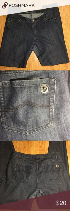 Michael Kors 👖 Michael Kors 👖 used condition with flaw shown in pics Michael Kors Jeans Skinny