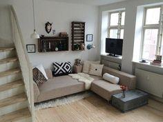 Sandy's Cozy Copenhagen Home Small Cool Contest