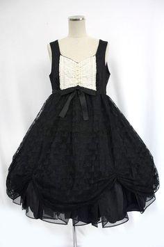Victorian maiden / organdy dress Aana Jovi