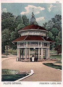 French Lick, Indiana - Wikipedia, the free encyclopedia