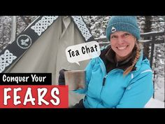 Conquer Your Fears - Fears In The Wilderness - Woman Solo - Solo Camping, Spirit Forest - -Ep Solo Camping, Forest Adventure, Wilderness, Spirit, Woman, Youtube, Youtubers, Youtube Movies