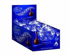 A delicate dark chocolate shell envelops an irresistibly smooth dark truffle filling.  The perfect gift for any occasion or as an indulgent snack for the home and office.  Premium chocolate for snacking, baking, the candy dish and as an everyday treat.