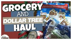 Random Grocery Haul + MORE Dollar Tree Christmas Stuff    >source https://buttermintboutique.com/random-grocery-haul-more-dollar-tree-christmas-stuff/