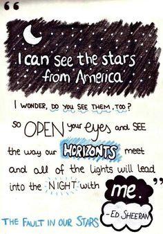 | Ed Sheeran - All Of The Stars |