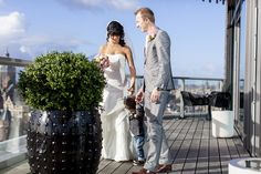 Wedding possilibilities at DoubleTree by Hilton Amsterdam Centraal Station