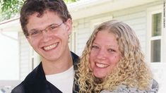 Minnesota college freshman Brandon Swanson, shown with his sister, Jamine, disappeared in May 2008.