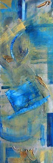 "Original Acrylic on Canvas Painting- ""Sea Softly"" found at www.shonnawellsart.com"