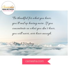 Inspired by Oprah + a song... FIVE steps to your most amazing life!