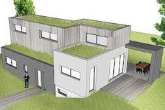Terrain en pente on pinterest google and search - Maison sur terrain en pente exemple ...