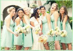 Have a minty wedding!