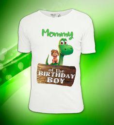 Digital file- Good dinosaur  Mommy of the Birthday Boy, Good dinosaur Iron On Transfer, Good dinosaur Birthday, Good dinosaur T-shirt