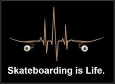skate is life
