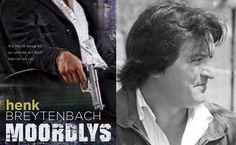 Moordlys deur Henk Breytenbach | LitNet #boeke #afrikaans #skrywers Afrikaans, Fictional Characters, Fantasy Characters