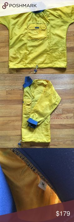 Very Vintage Patagonia Drainwear Kayaking Jacket Vintage Patagonia Drainwear Kayaking Jacket.  Size medium.  Pre-owned in very good condition.  This is very old piece, dating back to the late 80's/early 90's.  One of the earlier Patagonia forms of Drainwear.  Obvious signs of wear throughout, but these jackets are practically indestructible.  Get it cheaper on G®ailed & Ⓜ️erc! See something you like but it's not here next week? We sell in store & across multiple platforms, so items go quick…