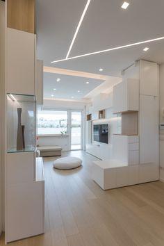 Interior Ceiling Design, Pop False Ceiling Design, House Ceiling Design, Ceiling Light Design, Interior Lighting, Interior Design Kitchen, Home Decor Kitchen, House Design, Home Room Design