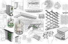 Process - Digital Sketchbook on Behance