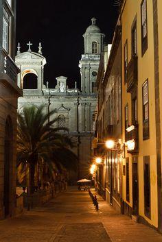 Catedral de Santa Ana en Vegueta, Gran Canaria.
