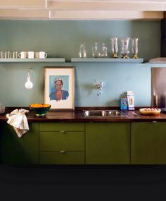 kitchen - colours