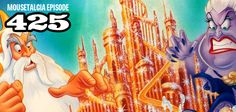 """Mousetalgia! - Episode 425 - December 12, 2016: We've got some more audio Mouse-con 2016, including the story behind that infamous """"Little Mermaid"""" poster."""