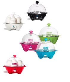 Automatic Electric Rapid Egg Cooker for Hard Boiled Poached #DashGo