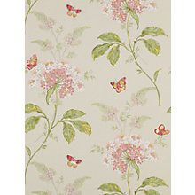 Buy Pink / Green, Colefax and Fowler Messina Wallpaper from our Wallpaper range at John Lewis & Partners. Free Delivery on orders over Wallpaper Decor, Wallpaper Online, Colefax And Fowler Wallpaper, Pink And Green Wallpaper, Red Colour Palette, Farrow And Ball Paint, Butterfly Wallpaper, Traditional Wallpaper, Messina