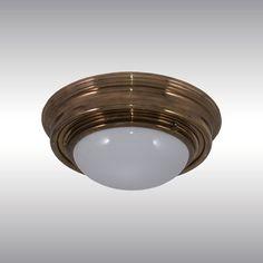 WOKA LAMPS VIENNA 4081 Jugendstil Deckenlampe Design: Austrian Mastercraft