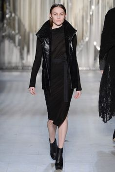 New York Fashion Week Fall 2013 Kimberly Ovitz