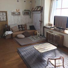5b06ad827e2be DIY 部屋全体 子供と暮らす すのこリメイク 赤ちゃんのいる部屋 暖房器いたずら防止のインテリア実例 - 2017-09-14 13 31 08 |  RoomClip(ルームクリップ)