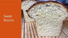 Sweet Brioche Loaf Recipe : Overnight Brioche Recipe : Handmade Brioche ... Brioche Loaf, Brioche Recipe, Moist Vanilla Cake, Vanilla Sponge Cake, Sponge Cake Recipes, Loaf Recipes, Bun Recipe, Rolls Recipe, Baking Videos