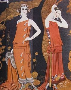 1923 Gowns by Worth