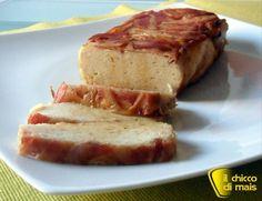 Polpettone di pollo in crosta di pancetta ricetta secondo il chicco di mais http://blog.giallozafferano.it/ilchiccodimais/polpettone-di-pollo-in-crosta-di-pancetta-ricetta-secondo/