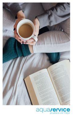 ¿Te gusta leer? En el blog de Aquaservice te contamos por qué es beneficioso aficionarse a la lectura: http://www.aquaservice.com/informacion/lecturas-de-invierno-descubre-tres-beneficios-de-leer-habitualmente/