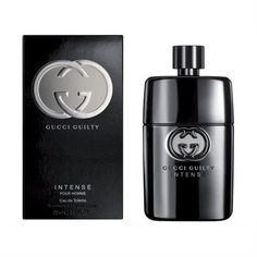 gucci guilty intense for men cologne my #7 all I can say is a real sexy smell love it women will ask you about it