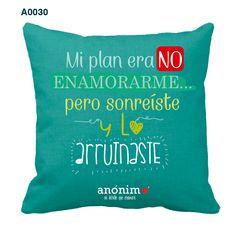 Regalos originales y personalizados en #YosoyAnonimo #Almohadas #Almohadaspersonalizadas Los Dreamcatchers, Hj Story, Love Cards, Pillow Design, Special Day, Christmas Gifts, Diy Projects, Valentines, Throw Pillows