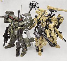 "Custom Build: MG 1/100 RGM-96X Jesta ""Desert Equipment Type"" - Gundam Kits Collection News and Reviews"