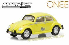 Buy Now! Greenlight Hollywood Series 14 Emma's Volkswagen Beetle Once Upon a Time From Sportsamerica Sports Cards. Current Tv, Rubber Tires, Once Upon A Time, Beetle, Diecast, Volkswagen, Tv Series, Hollywood, Exterior