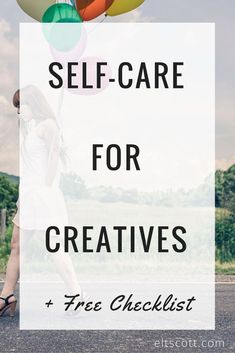 Self-Care for Creatives: If you're not taking care of yourself, you are not going to have the energy to take care of anyone else. A lack of self-care affects you, your relationships, your blog/business, your creativity, and your home.  1. Respect Your Natural Timing  2. Create a Space of Your Own  3. Plan a Creative Retreat  4. Give Yourself Permission to be Human. Click through to continue reading