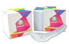 FREE JustGoGirl Pad Sample Pack